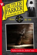 Butler Parker 194 – Kriminalroman