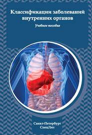Классификация заболеваний внутренних органов