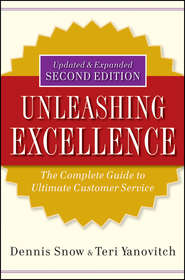 Unleashing Excellence. The Complete Guide to Ultimate Customer Service