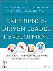 Experience-Driven Leader Development