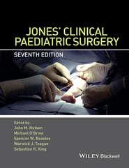 Jones\' Clinical Paediatric Surgery
