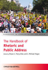 The Handbook of Rhetoric and Public Address