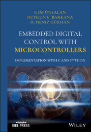 Embedded Digital Control with Microcontrollers