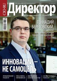 Директор информационной службы №01\/2017