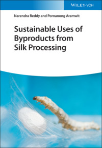 Sustainable Uses of Byproducts from Silk Processing