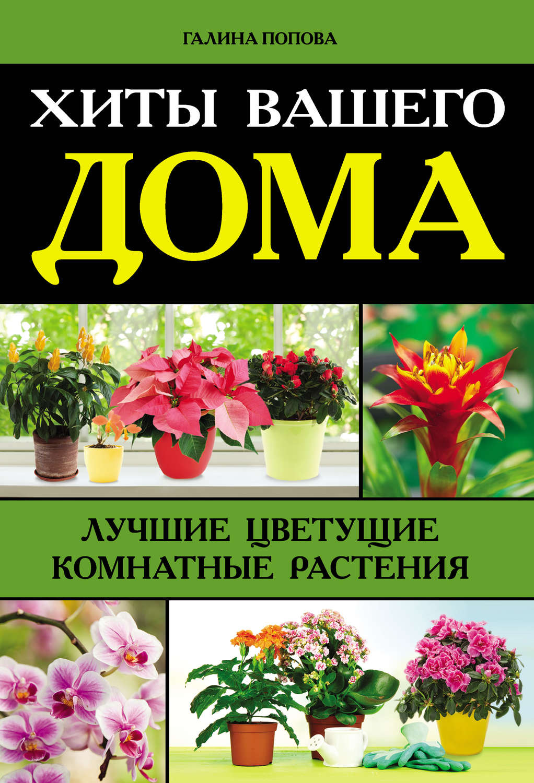 Книга комнатных цветов с картинками