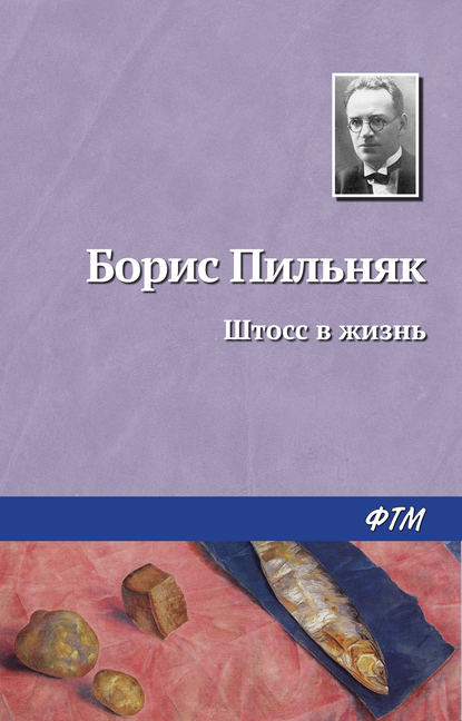 Борис Пильняк - Штосс в жизнь